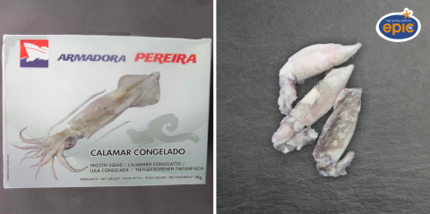 Hottlet-Epic - Patagonian squid, seafrozen